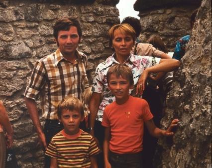 hvorecky-family