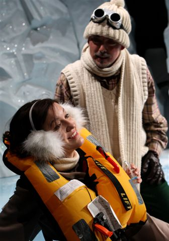 Miriam Garajová (Silvia), Daniel Capkovic (Enrico)