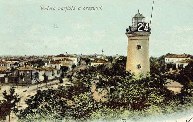 sulina lighthouse