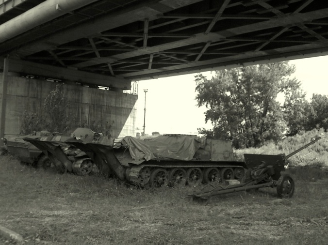 tanky bratislava dunaj
