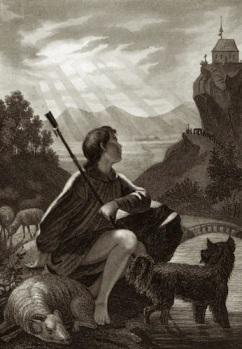 Ludwig-Uhlands-Gedicht-Die-Kapelle-
