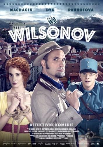 wilsonov film plagat michal hvorecky