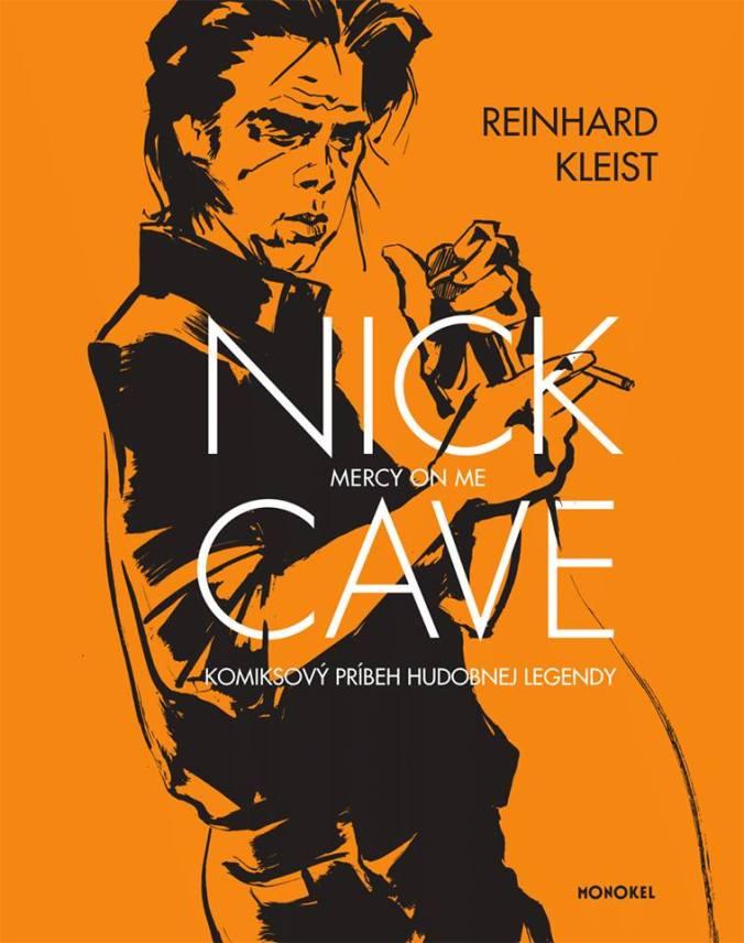 Nick Cave Komiks preklad Michal Hvorecky